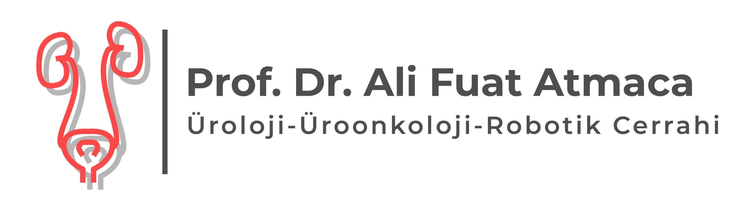 Prof. Dr. Ali Fuat Atmaca